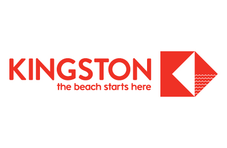 Kingston - the beach starts here