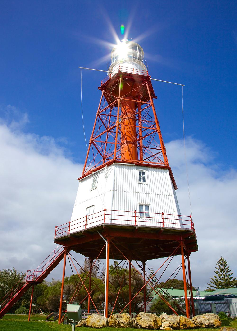 Cape Jaffa Lightouse Museum, Kingston SE